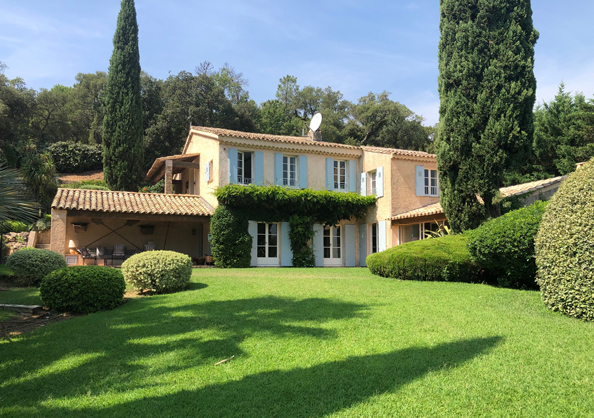 Luxury villas south of france