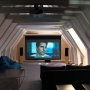 The T.V./Movie Room.